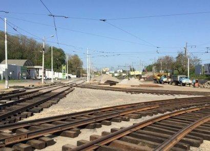 Дорожное движение под Пересыпским мостом будет полностью восстановлено уже к 10 июня