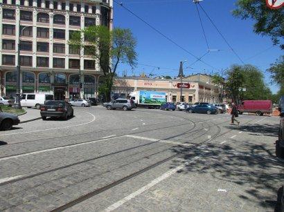 Горячая пора Тираспольской площади