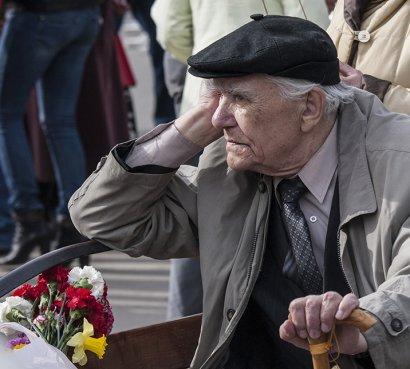 О ветеранах войны замолвите слово