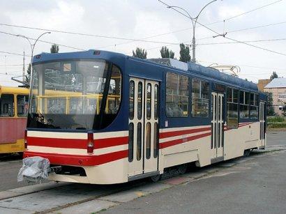 Временно изменено движение трамвая №1