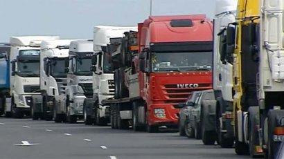 С 1 июня вступает в силу ограничение на движение большегрузных автомобилей по дорогам Одесской области