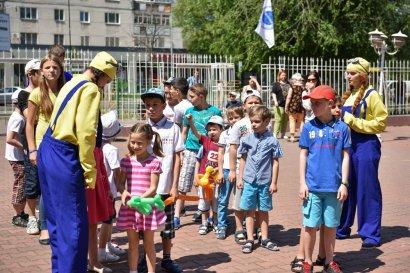 Юных одесситов поздравили с Днем защиты детей