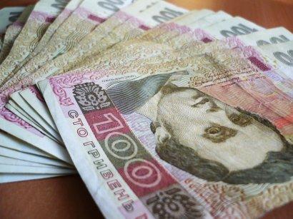 Задолженность по выплате заработной платы в Одесской области составила полмиллиона