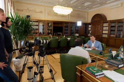 Одесская Юракадемия приняла участие в новом проекте телеканала «СТБ»