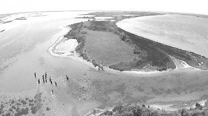 Кинбурнский полуостров – девственный уголок природы