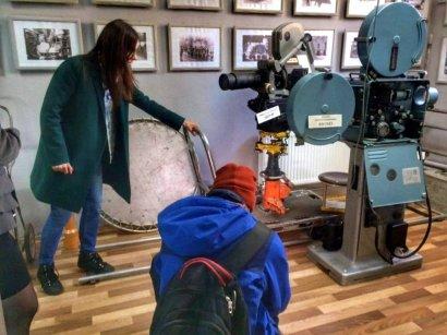 Гримерная Веры Холодной, кинораритеты и воссозданные съемочные площадки любимых кинофильмов