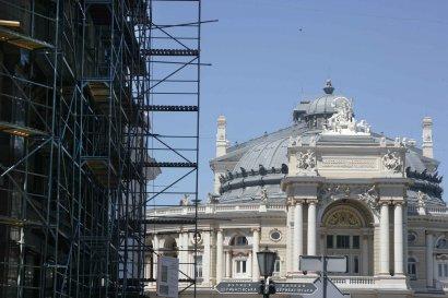 Начало активных работ по реставрации и капитальному ремонту фасадов зданий