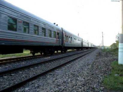На одесской железной дороге едва не произошла трагедия
