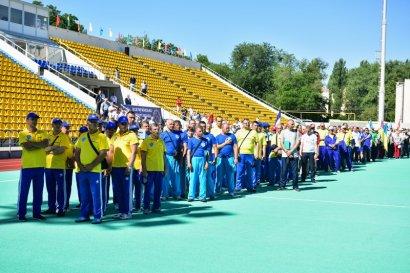 В Одессе стартовал масштабный  всеукраинский турнир по инваспорту