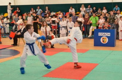 В Одессе прошел областной турнир по каратэ