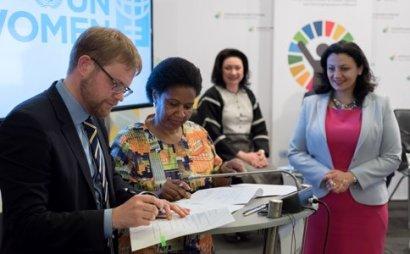 5 млн евро на утверждение гендерного равенства в Украине