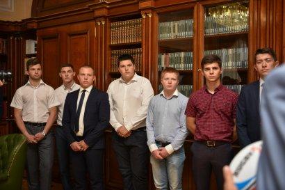 Одесские регбисты вошли в Национальную сборную Украины