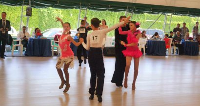 Всеукраинские соревнования по танцевальному спорту «Жемчужина Одессы»