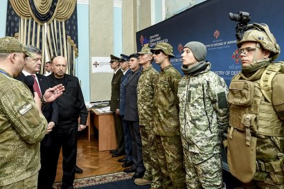 Воинские звания по аналогии с силами НАТО введут на Украине