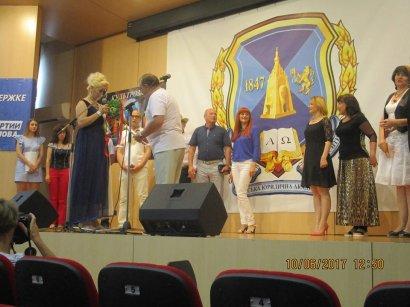 В Одессе завершился Всеукраинский литературный фестиваль «Відродження поезії-2017»