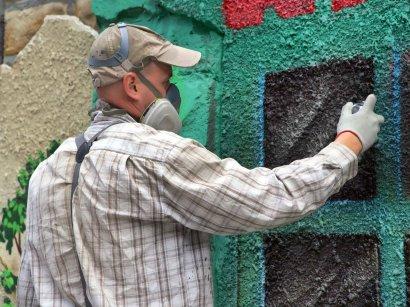 Игорь Матроскин: Граффити может не только уродовать, но и украшать стены родной Одессы