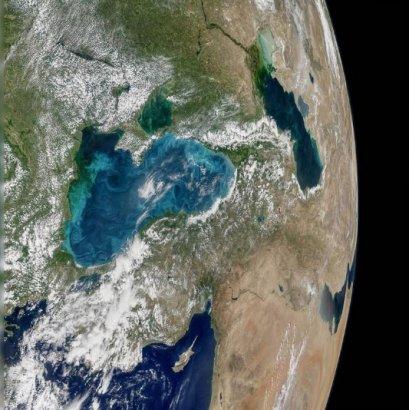 Чёрное море изменило цвет?