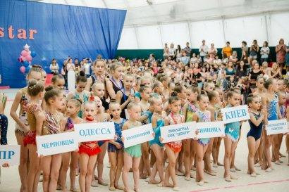 Художественная гимнастика в Украине возрождается