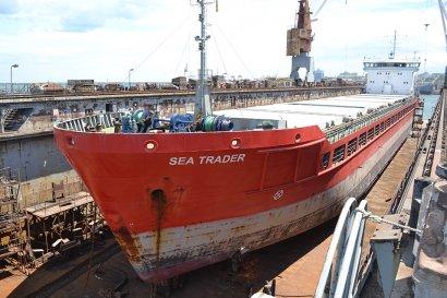 Одесский порт готов получить заказ на ремонт военных кораблей
