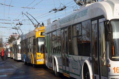 Новые троллейбусы в Одессу будут поставлять белорусы