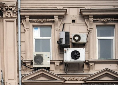 Городские власти собираются убрать рекламные вывески  и кондиционеры с исторических фасадов Одессы