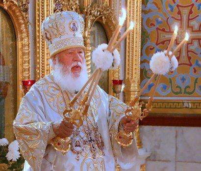 25 лет служения на Одесской кафедре митрополита Агафангела