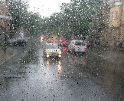 Проливной дождь накрыл Одессу