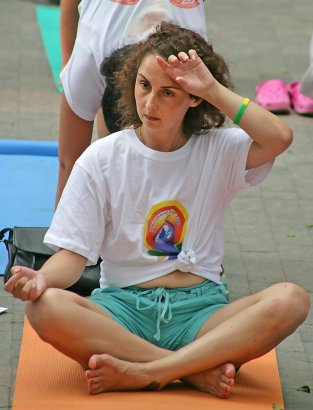 Йогатерапия на Дерибасовской