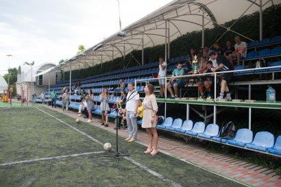 В Одессе прошел университетский турнир по мини-футболу