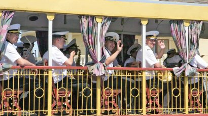 Концерт в трамвае