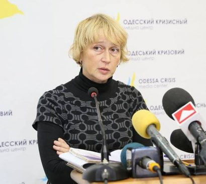 На одесскую журналистку напали в самом центре города