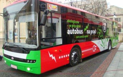 Одесса снова пытается купить первый электробус