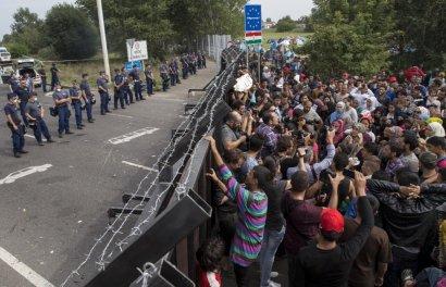 Еврокомиссия начинает процесс против стран, отказавшихся принимать беженцев