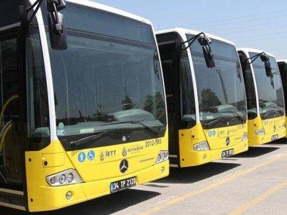 Тридцать автобусов, подаренных стамбульской мэрией передадут в управление «Одесгорэлектротранса»