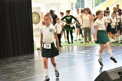 Впервые в Одессе прошел Международный фестиваль ирландского танца