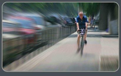 Первая капитальная велодорожка