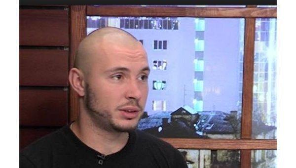 Против схваченного вИталии украинца свидетельствовал французский репортер - МВД