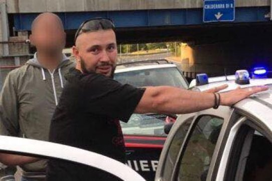 ВИталии арестован украинец, которого подозревают вубийстве репортера