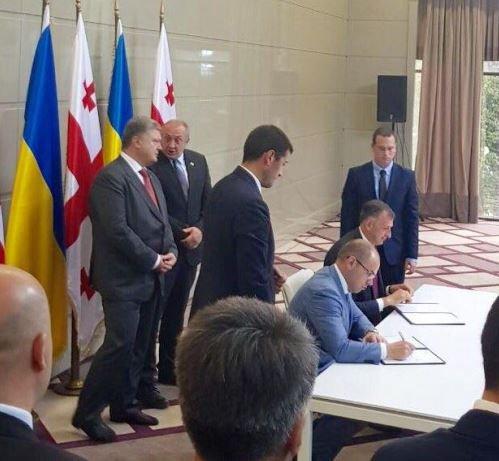 Одесская область подпишет соглашение осотрудничестве сАджарией