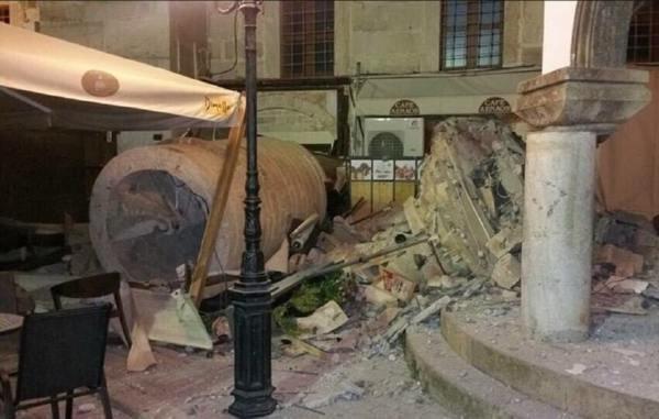 Жители России непострадали при землетрясении вТурции иГреции