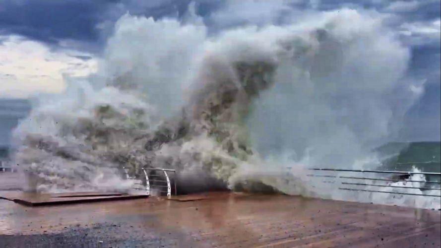 Уодесских спасателей появился новый катер для действий вовремя шторма