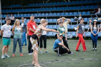 Семейные старты среди прихожан одесских храмов