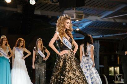 Кристина Гончарова стала обладательницей престижного титула  Miss Tourism Ukraine Worldwide 2017