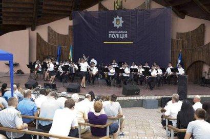 Полицейские Одесской области представят Украину в Праге на международных соревнованиях музыкальных коллективов.