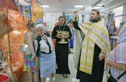 В Одессе проходит международная выставка-ярмарка «Мир православный»