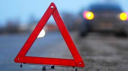 Сегодня в Одессе автомобиль сбил пешехода и…просто уехал