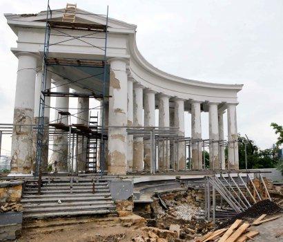 Колоннада для одесситов и ЮНЕСКО