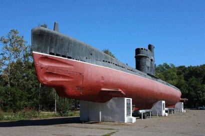 В Одессе злоумышленники пытались сдать в металлолом… подводную лодку с 411-й батареи