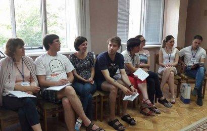 Международный проект неформального образования в Одессе