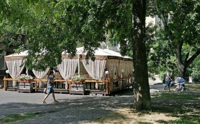 В Одессе будет немецкий сквер
